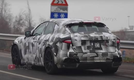 Pierwszy SUV Ferrari już na drogach. W Polsce ma być dostępny w 2022 roku