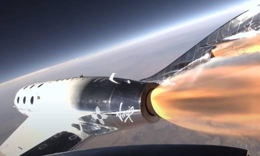 Virgin Galactic ponownie otwiera sprzedaż biletów - 450 000 dolarów za miejsce