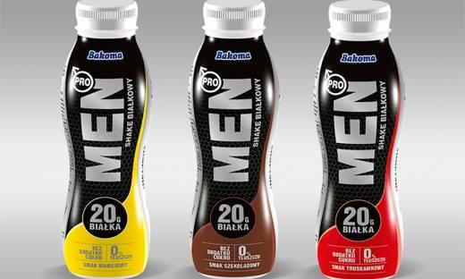 Nowość: MEN shake proteinowy