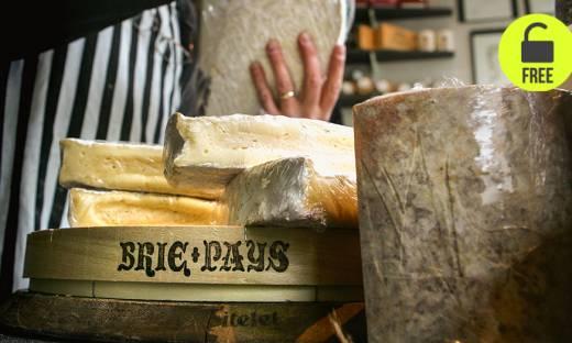 W poszukiwaniu sera idealnego