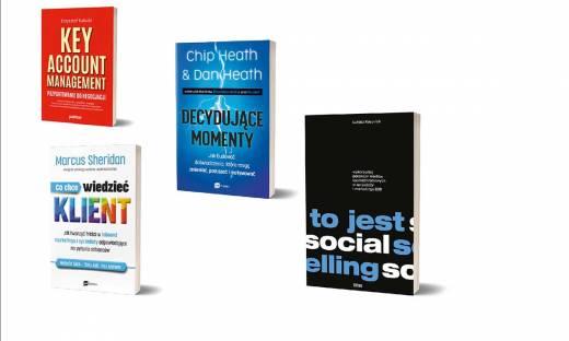 Najlepsze książki dla przedsiębiorców. Kwiecień 2021