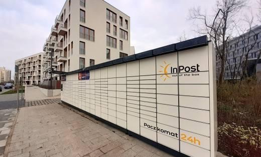 InPost będzie współpracował z deweloperem. Paczkomaty powstaną na osiedlach mieszkaniowych