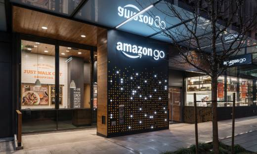 Amazon wprowadza rewolucyjną metodę płatności. Wystarczy odcisk dłoni