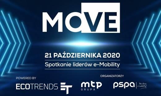 MOVE – Spotkanie liderów e-mobility już w październiku