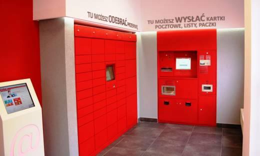 Poczta Polska rozbudowuje sieć zewnętrznych automatów