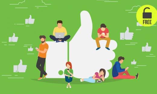 Facebook jak róg obfitości