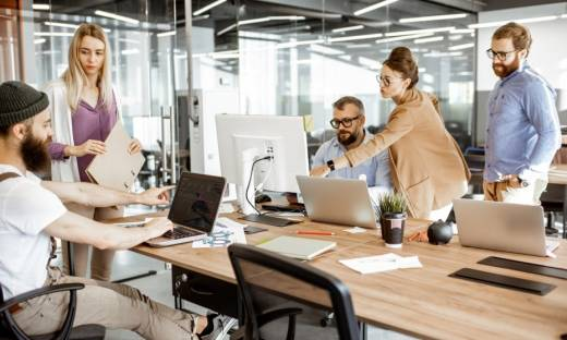 Firmy z sektora ITnie wstrzymały ekspansji