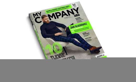 Nowy numer My Company Polska. Ujawniamy sekrety ludzi sukcesu