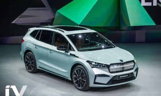Skoda Enyaq iV to pierwszy elektryczny SUV czeskiej marki