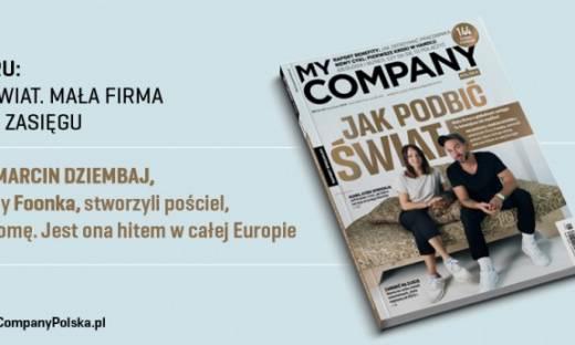 Nowy numer My Company Polska już w sprzedaży!