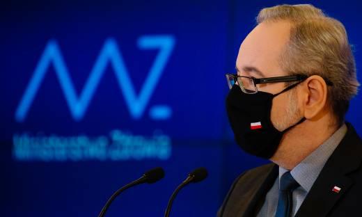 Obostrzenia przedłużone! Konferencja ministra zdrowia