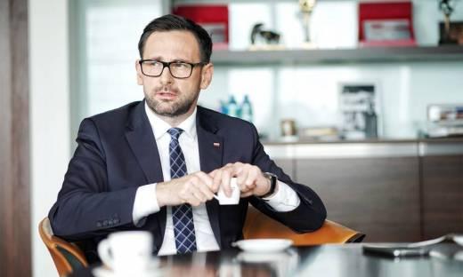 Daniel Obajtek Człowiekiem Roku Forum Ekonomicznego 2020