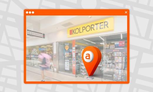 Allegro rusza ze współpracą z kolejną siecią kiosków. Odbiór przesyłek nie tylko w Ruchu