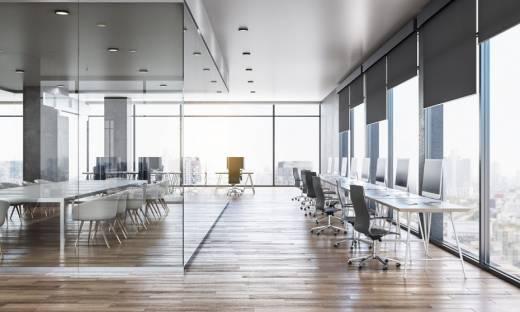 Podaż biur w polskich miastach z dużymi wzrostami