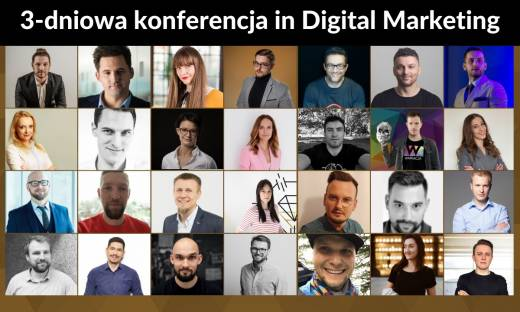 Już za dwa dni rusza In Digital Marketing Conference