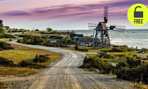 Olandia – klejnot Bałtyku