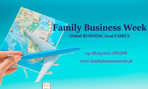Family Business Week. Wyzwania firm rodzinnych