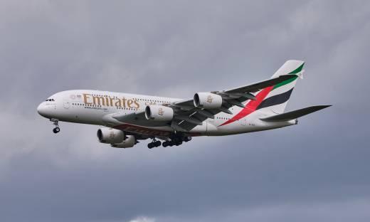 Linie Emirates współpracują z Huawei. Będzie wsparcie dla aplikacji mobilnej