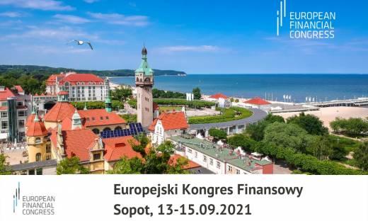 Spotkajmy się w Sopocie! Europejski Kongres Finansowy