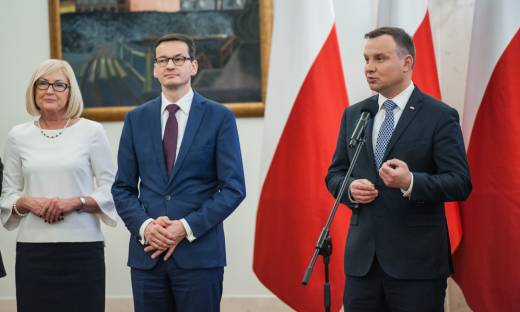 Zamieszanie wokół Rady Dialogu Społecznego. Piotr Duda rezygnuje z udziału w pracach