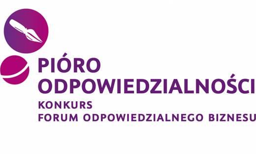 """Marek Szymaniak z """"Piórem odpowiedzialności"""""""