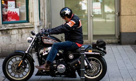Harley Davidson rozdaje za darmo motocykle w ramach projektu Freedom For All
