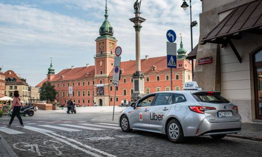 """Ustawa """"lex Uber"""" reguluje rynek. Ale dalsze zmiany są konieczne"""
