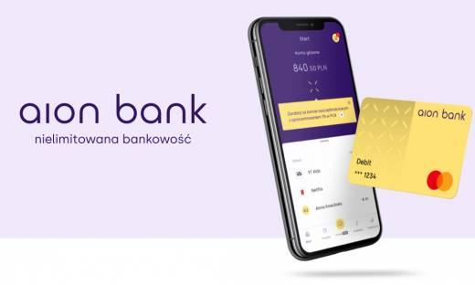 Aion Bank podsumowuje pierwsze miesiące działalności w Polsce. 40-latkowie główną grupą klientów