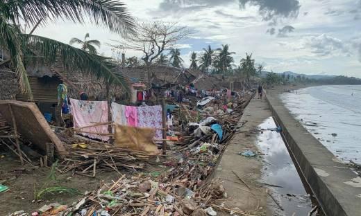 Po Molave – Goni. Filipiny i Wietnam po serii burz i tajfunów – raport Fundacji ADRA
