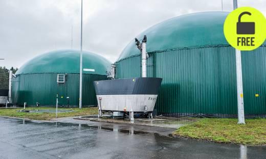 Ostrożnie z tym biogazem