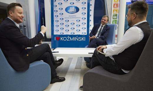 """""""My Company Polska"""" rozpoczyna współpracę strategiczną z Akademią Leona Koźmińskiego"""