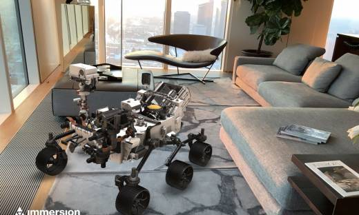 Polska aplikacja o lądowaniu na Marsie. Konsultantem NASA [TYLKO U NAS]