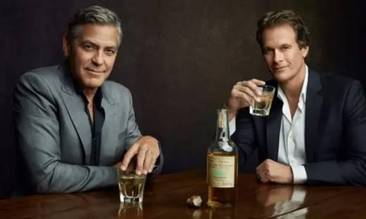 George Clooney - aktor, który sprzedał tequilę za 1 mld dol.