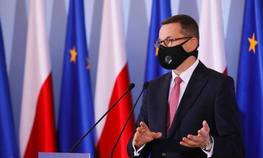 35 mld złotych dla firm. Premier ogłasza szczegóły nowej tarczy finansowej