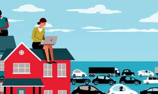 Elastyczne godziny pracy to ratunek dla zatłoczonych metropolii?