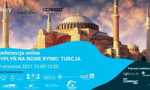 Wypłyń na nowe rynki: Turcja. Konferencja Ebury [ZAPOWIEDŹ]