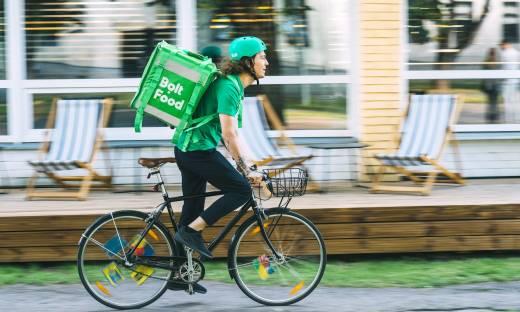 Bolt Food wchodzi do Krakowa. Ruszają dowozy jedzenia