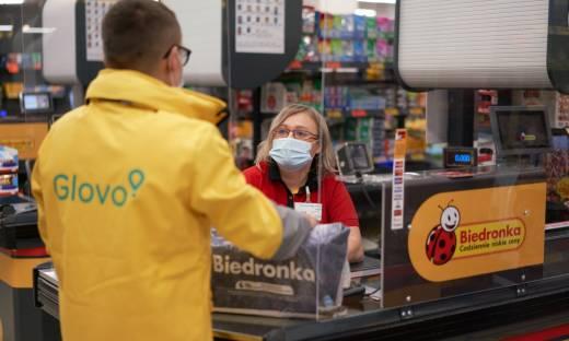 Zakupy online w Biedronce dostępne w kolejnych miastach. Także w niedziele niehandlowe
