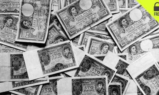 Banki w II RP: wyboista droga