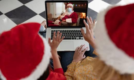 Jak zarabiają Mikołaje w czasach pandemii