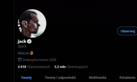 Jack Dorsey sprzedał swojego tweeta za 11,5 mln zł jako NFT