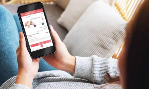 Dostawy zakupów do domów w kolejnej sieci handlowej