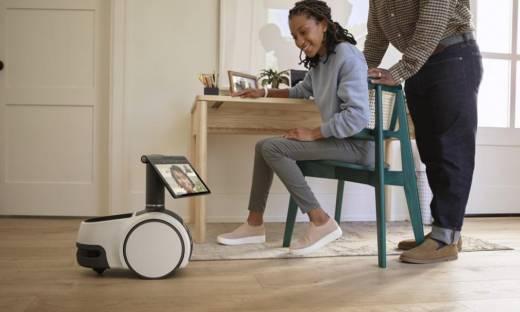 Robot domowy Amazon jak z bajki Jetsonowie podbija internet