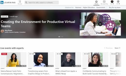 LinkedIn Learning - czy to się opłaca?
