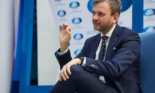 """Rektor Akademii Leona Koźmińskiego: """"Uczymy, jak połączyć kropki"""" [WYWIAD]"""