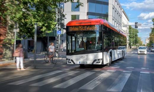 Raport Elektromobilność. Polska stoi autobusami i bateriami