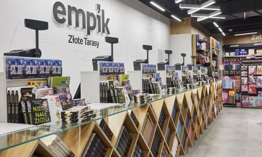 Zakupy z Empiku odbierzemy w Żabce. Darmowa dostawa dla użytkowników Empik Premium