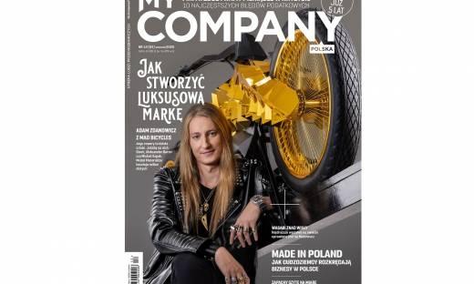 Nowy numer My Company Polska od jutra w sprzedaży!