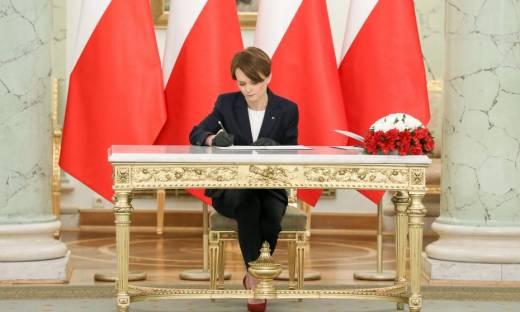 Jadwiga Emilewicz nominowana na stanowisko wiceprezes Rady Ministrów