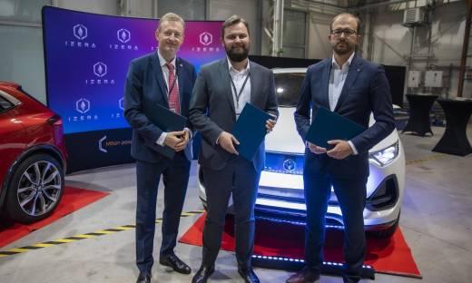 Kolejny krok do polskiego samochodu elektrycznego. Jest umowa w sprawie rozwoju technologii